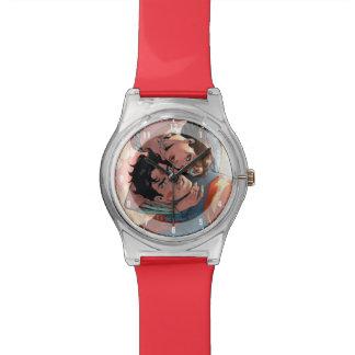 Superman/Wonder Woman Comic Cover #11 Variant Wristwatch