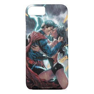 Superman/Wonder Woman Comic Promotional Art Case-Mate iPhone Case