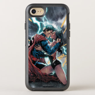 Superman/Wonder Woman Comic Promotional Art OtterBox Symmetry iPhone 8/7 Case