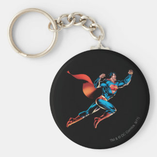 Superman Yells Keychain