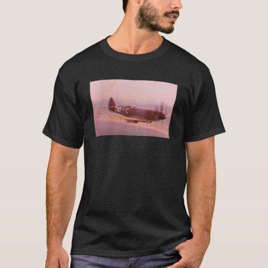 Supermarine Spitfire Airplane T-Shirt