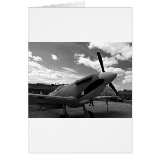 Supermarine Spitfire Card