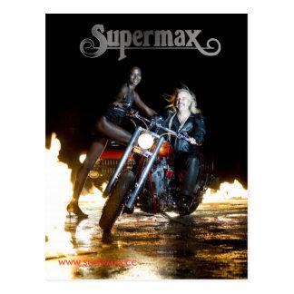 Supermax Postcard