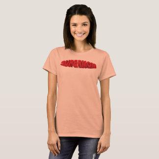 SuperMom Super Powers T-Shirt