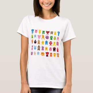 SuperMonstersAll T-Shirt