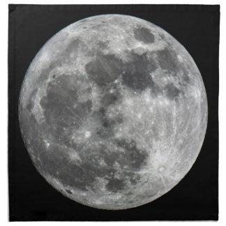 Supermoon Moon Cloth Napkin
