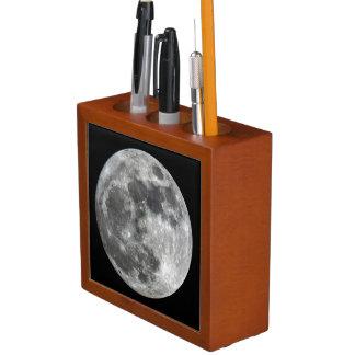 Supermoon Moon Desk Organizer