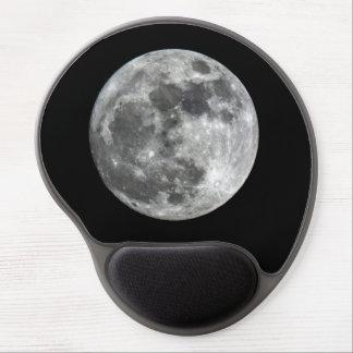 Supermoon Moon Gel Mousepad