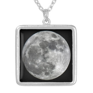 Supermoon Moon Necklace