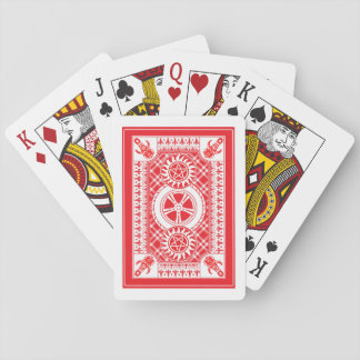 Supernatural Elements Poker Deck