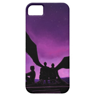 Supernatural Galaxy iPhone 5 Covers