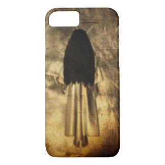 Supernatural Hairy Yurei Ghost Creepy Design Case-Mate iPhone Case