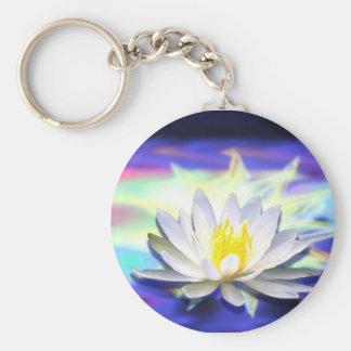 Supernatural Lotus Keychain