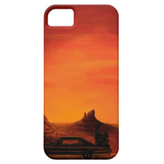 Supernatural Sunset iPhone 5 Cover