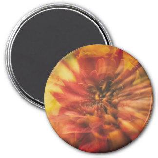 Supernova 3 Inch Round Magnet