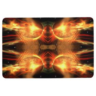 Supernova Floor Mat