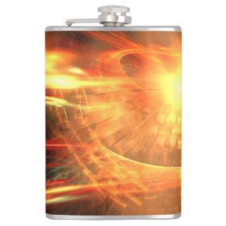 Supernova Hip Flask