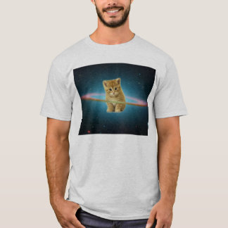 Supernova Kitten Planet T-Shirt