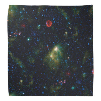 SUPERNOVA (outer space design) ~ Bandana