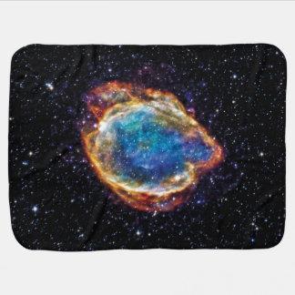Supernova Remnant G299.2-2.9 NASA Space Photo Baby Blanket