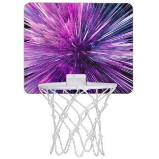 supersonic abstract mini basketball hoop