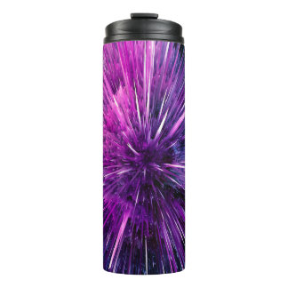supersonic abstract thermal tumbler