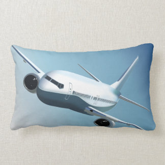 Supersonic Jet  On The Sky Pillow
