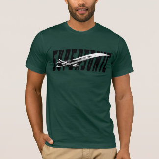 Supersonic Travel T-Shirt
