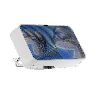 Supersonics - 3D Mp3 Speaker
