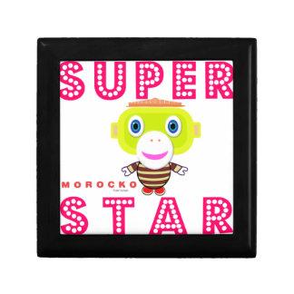 SuperStar 2-Cute Monkey-Morocko Gift Box