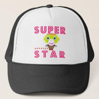 SuperStar 2-Cute Monkey-Morocko Trucker Hat
