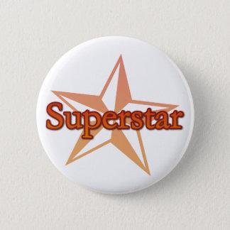 Superstar 2 Inch Round Button