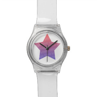 superstar de photo blanc montres cadran