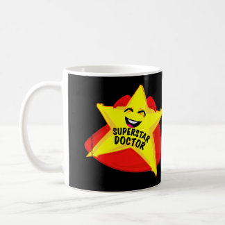 superstar doctor mug! coffee mug