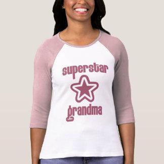 Superstar Grandma T-shirts