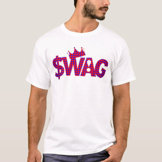Superstar King of Swag! T-Shirt