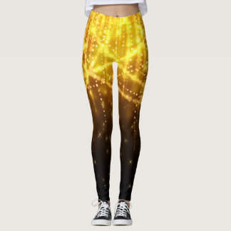 Superstar Mega-Celebrity Leggings