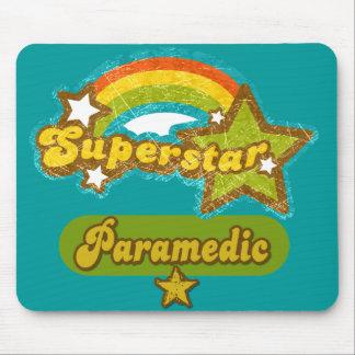 Superstar Paramedic Mouse Pad