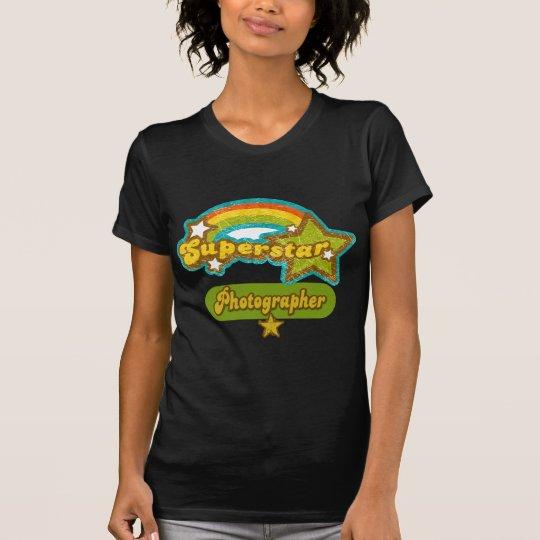 Superstar Photographer T-Shirt