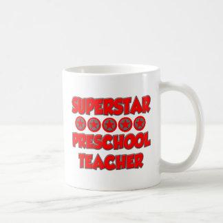 Superstar Preschool Teacher Mug