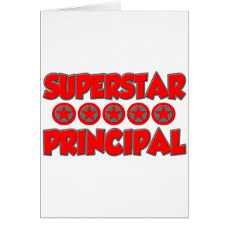Superstar Principal Card