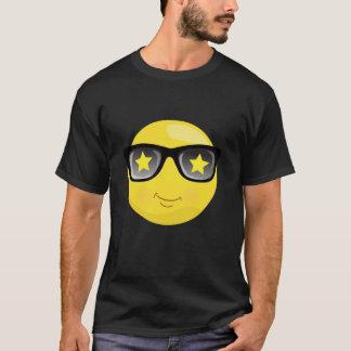 SuperStar/ Rockstar Emoji T-shirt
