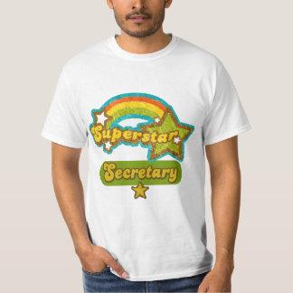 Superstar Secretary T-Shirt