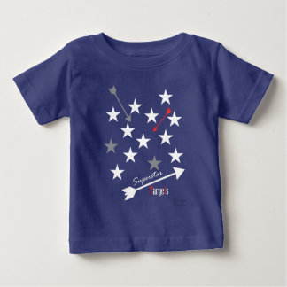 Superstar Targets Stars Arrows Funky T-Shirt
