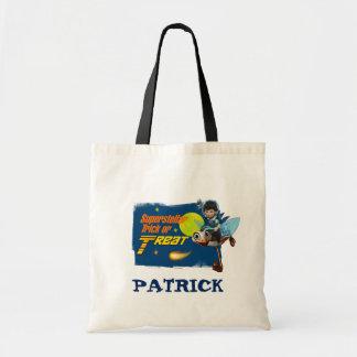 Superstellar Trick or Treat Tote Bag