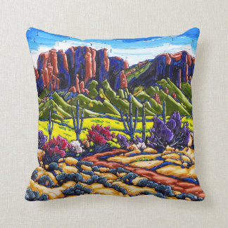 Superstition Majesty Pillow
