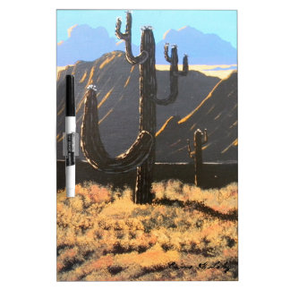 Superstition Mountain Dreams Dry Erase Board