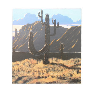 Superstition Mountain Dreams Notepads