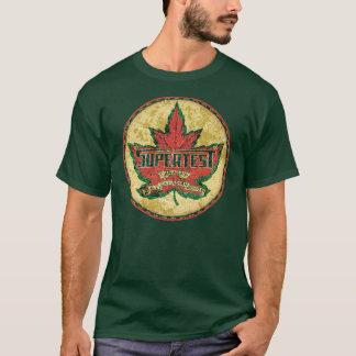 Supertest Canadian Gasoline T-Shirt