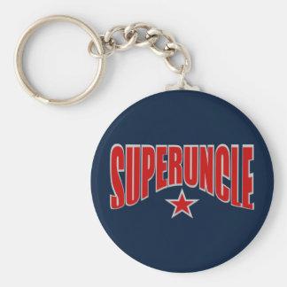 SUPERUNCLE key chain - customizable